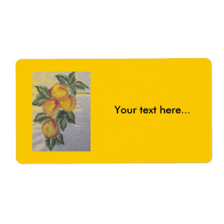 your text here Label