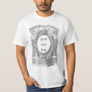 your text here momento mori t-shirt