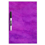 Your text here Purple Wash Background Dry-Erase Board