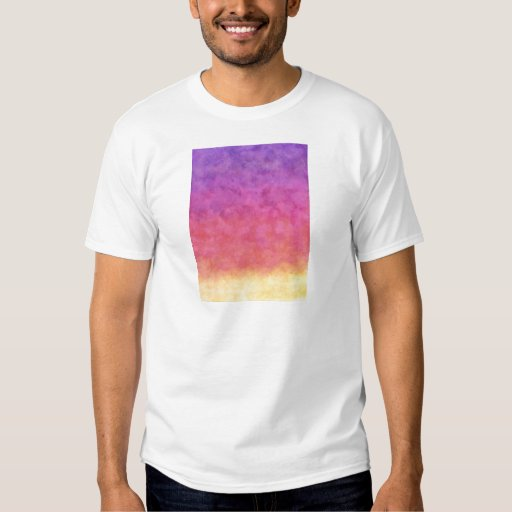 Your Text here: RAINBOW SUNSET BACKGROUND T-Shirt