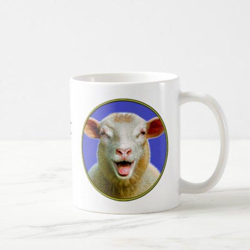 your text on this mug! classic white coffee mug