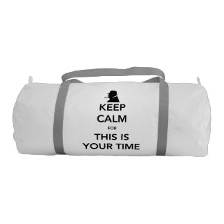 Your Time Duffel Bag