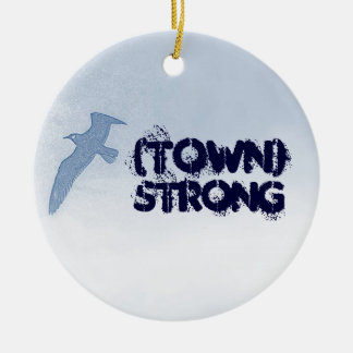 (Your Town Name Here) STRONG Ornament
