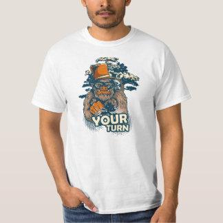 Your turn monkey T-Shirt