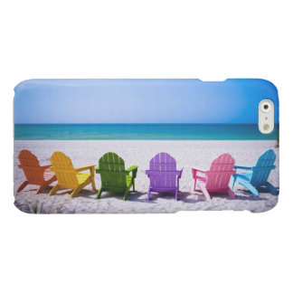 Your Vacation is calling... Glossy iPhone 6 Case