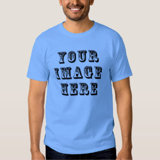 Your Vacation Picture on T Shirt