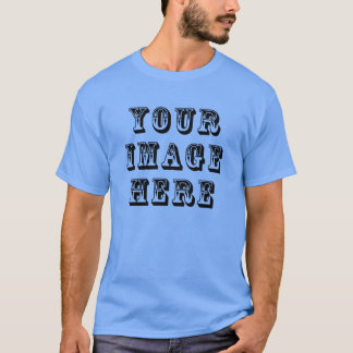 Your Vacation Picture on T-Shirt