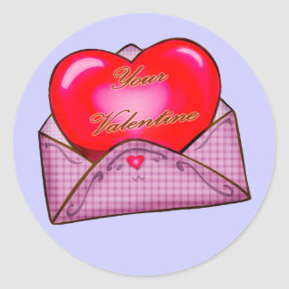 Your Valentine T-shirts and Gifts Stickers