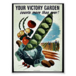 Your Victory Garden Print