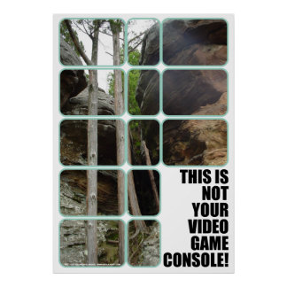 Your Video Game Console Poster