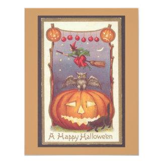 Your Vintage Halloween Invitation