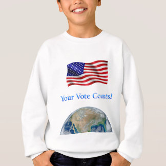 Your Vote Counts - Multiple Products Sweatshirt