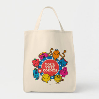 Your Vote Counts! Tote Bag