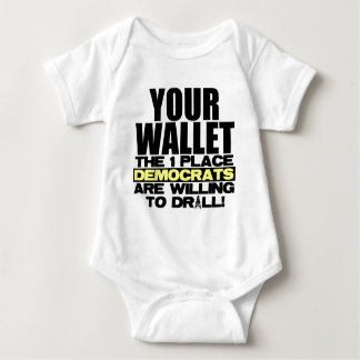 Your Wallet Infant Creeper