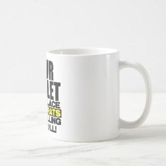 Your Wallet Coffee Mug