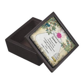 Your Wedding Bridesmaids Thank You Gift planetjillgiftbox
