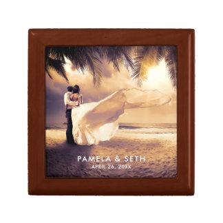 Your Wedding Day Photo Keepsake Gift Box