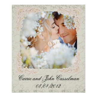 Your Wedding Poster - SRF