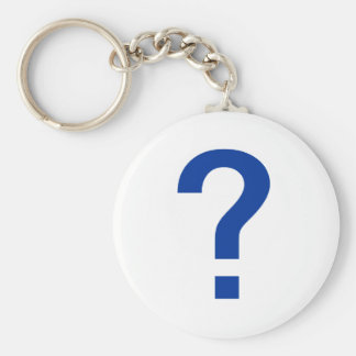 """""""Your Words & Pictures!"""" Basic Round Button Keychain"""