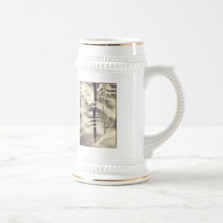 your world is a dream beer stein