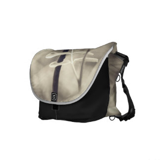your world is a dream messenger bags