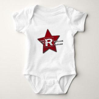 Your Wrestling Rumours Baby Bodysuit