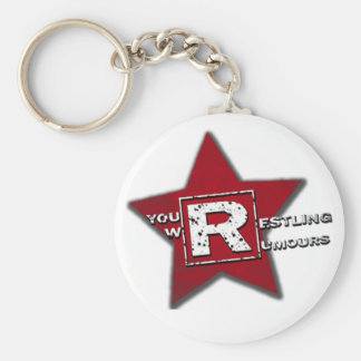 Your Wrestling Rumours Key Chain