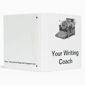 Your Writing Coach Binder
