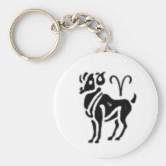 Your Zodiac Sign - Aries Keychain