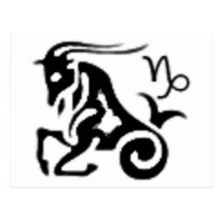 Your zodiac sign - Capricorn Postcard