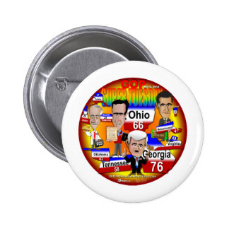 Youra GOP Super Tuesday Buttons