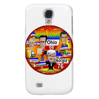 Youra GOP Super Tuesday Galaxy S4 Case