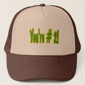 You're #2 Hat