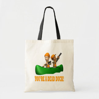 Youre A Dead Duck Canvas Bag