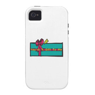 Youre A Gift iPhone 4/4S Case
