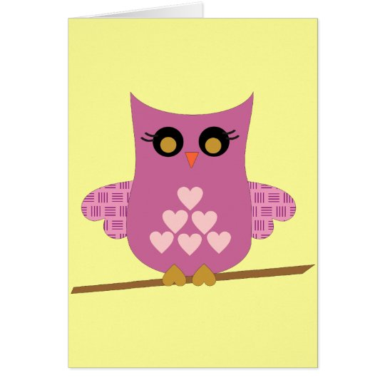 You're a Hoot! Card