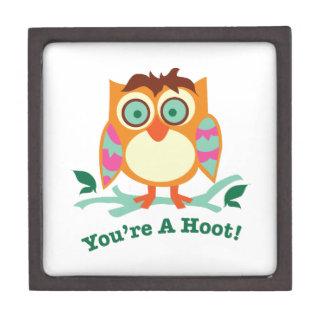 Youre A Hoot Premium Gift Box