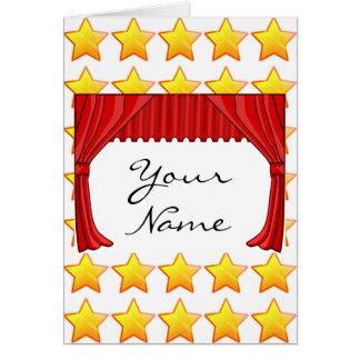 You're a Star Happy Birthday Card