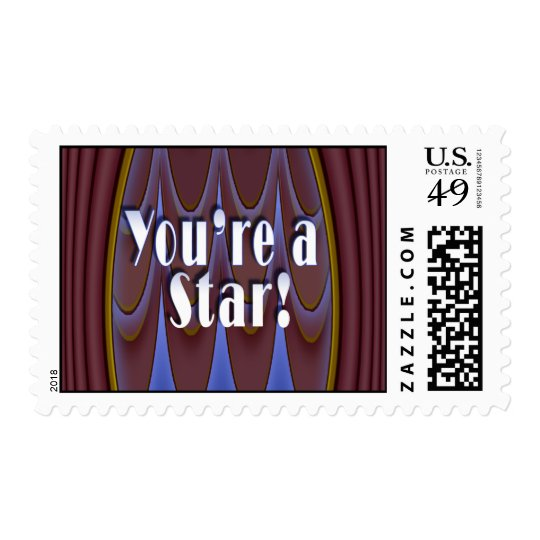 You're a Star! Postage