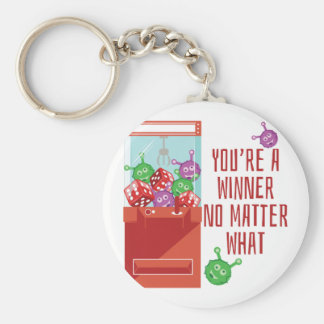 Youre A Winner Keychain