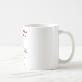 """You're always on my mind rat"" Mug"