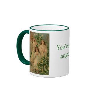 You're An Angel Coffee Mugs