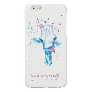 You're 'aving a giraffe iPhone 6/6s Glossy Finish Glossy iPhone 6 Case