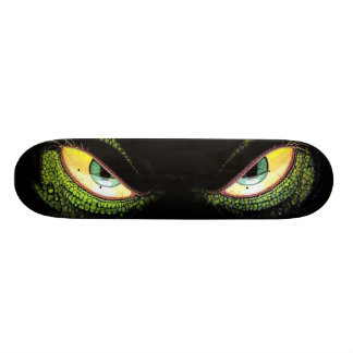 You're Being Watched Skateboard