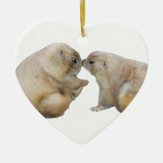 You're blessed groundhogs christmas tree ornament