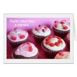 You're Cuter Than a Cupcake Card