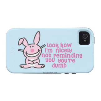 You're Dumb iPhone 4 Cases
