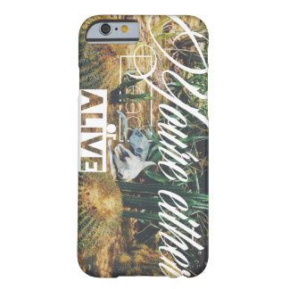 You're Either Dead or Alive Barely There iPhone 6 Case