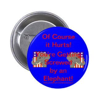 You're getting screwed by an elephant! button