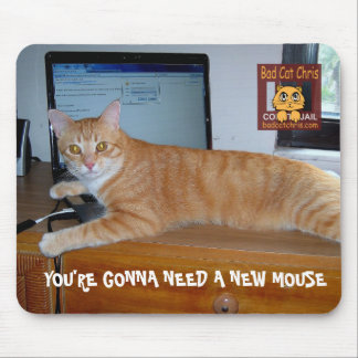 You're Gonna Need a New Mouse Mouse Pad